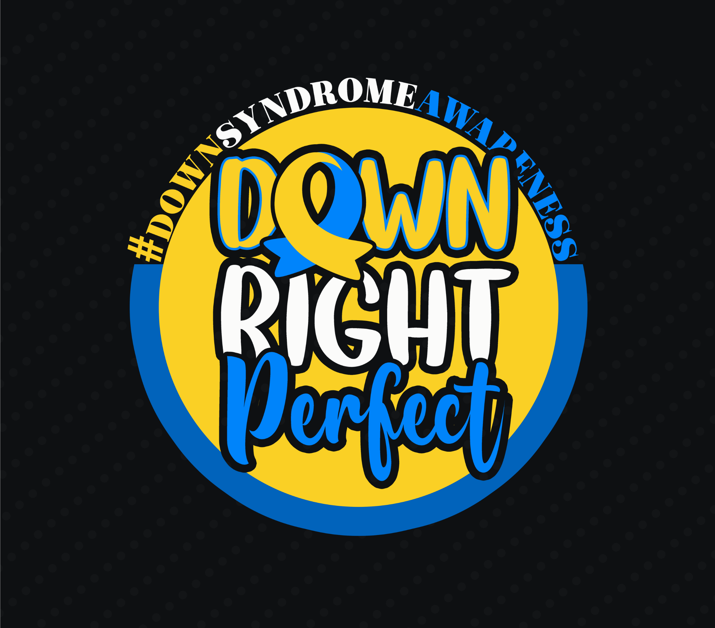 Down Syndrome Awareness Down Right Perfect Png Only Etsy Down Syndrome Awareness Down Syndrome Smart Business