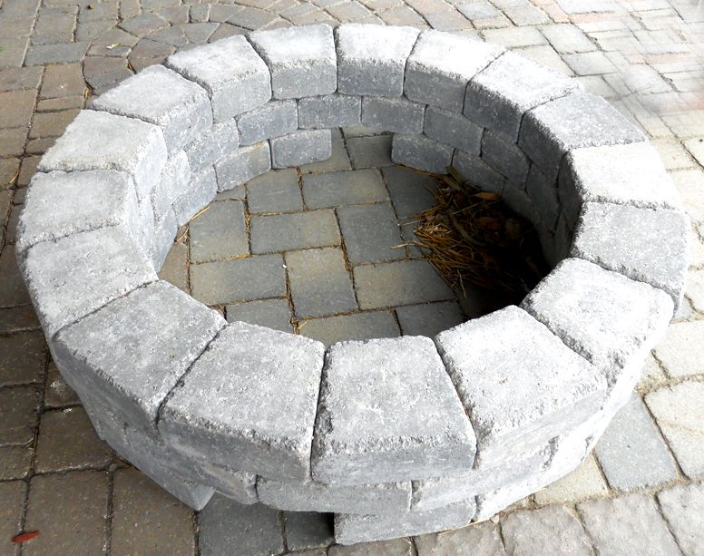 Fire Pits With Shale Rock   Google Search