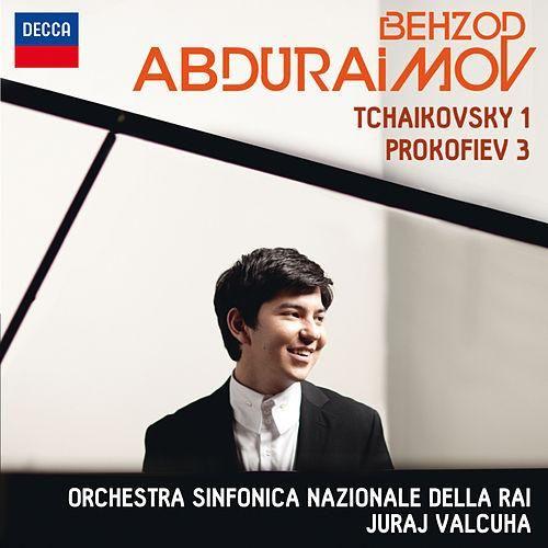 Tchaikovsky: Piano Concerto No.1; Prokofiev: Piano Concerto No.3 de Behzod Abduraimov