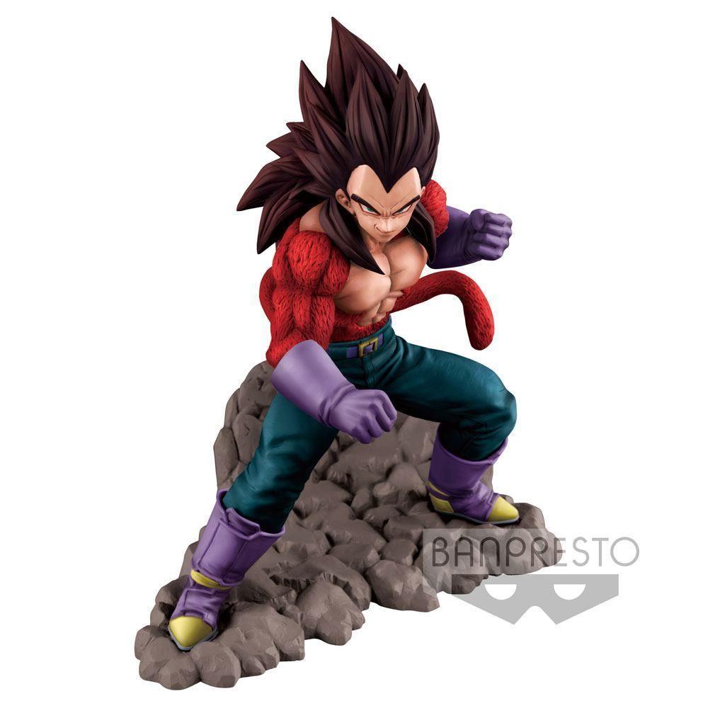 Dragonball Gt Figur Super Saiyan 4 Vegeta 16 Cm Super Saiyan 4 Goku Dragonball Z Pop Figuren