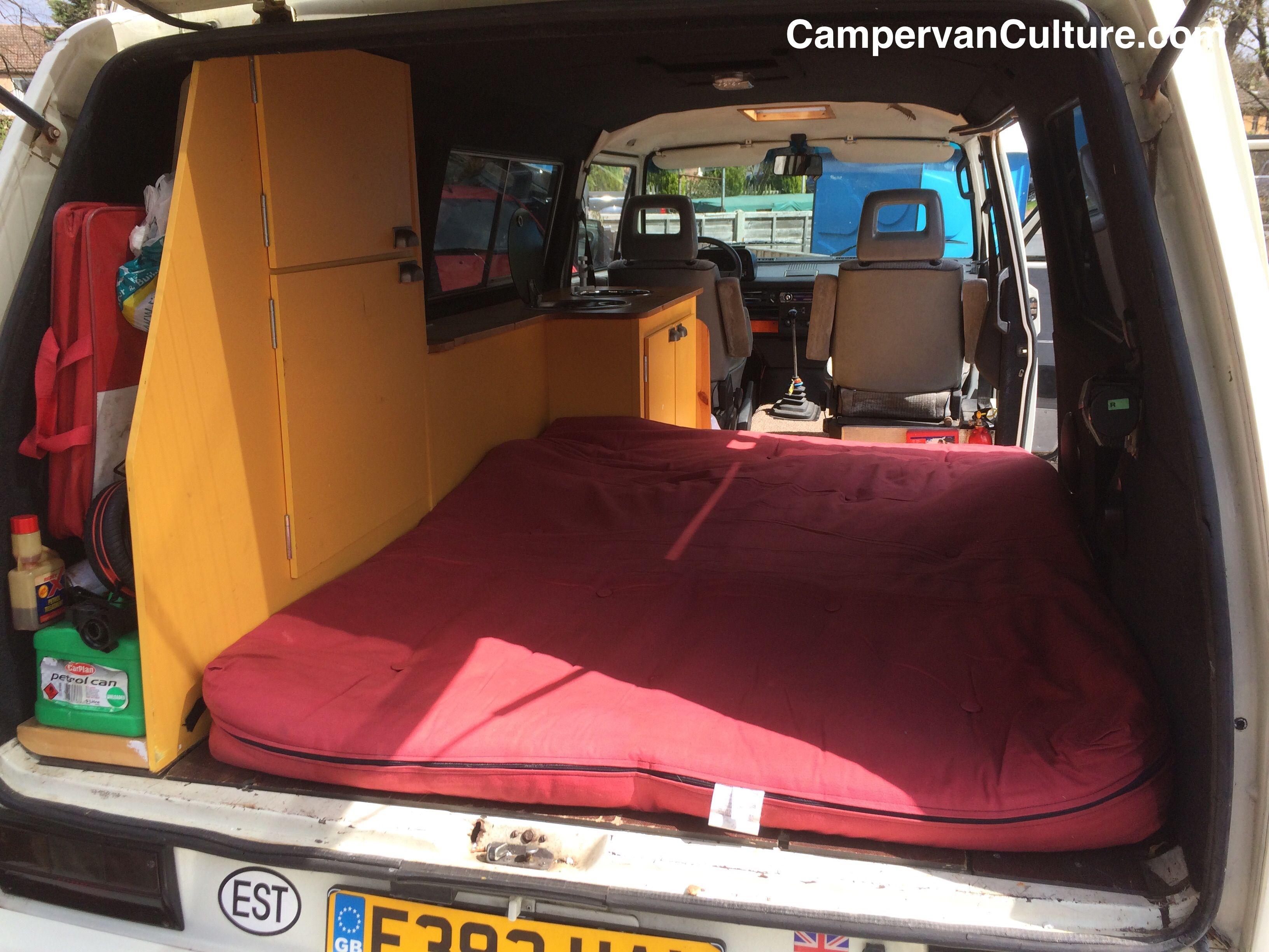 Image Result For Volkswagen T3 Custom Furniture Custom Furniture Custom Cabinets Furniture