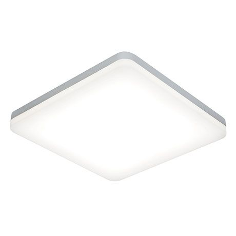 Saxby noble led square bathroom light fitting bathroom light saxby noble led square bathroom light fitting aloadofball Images