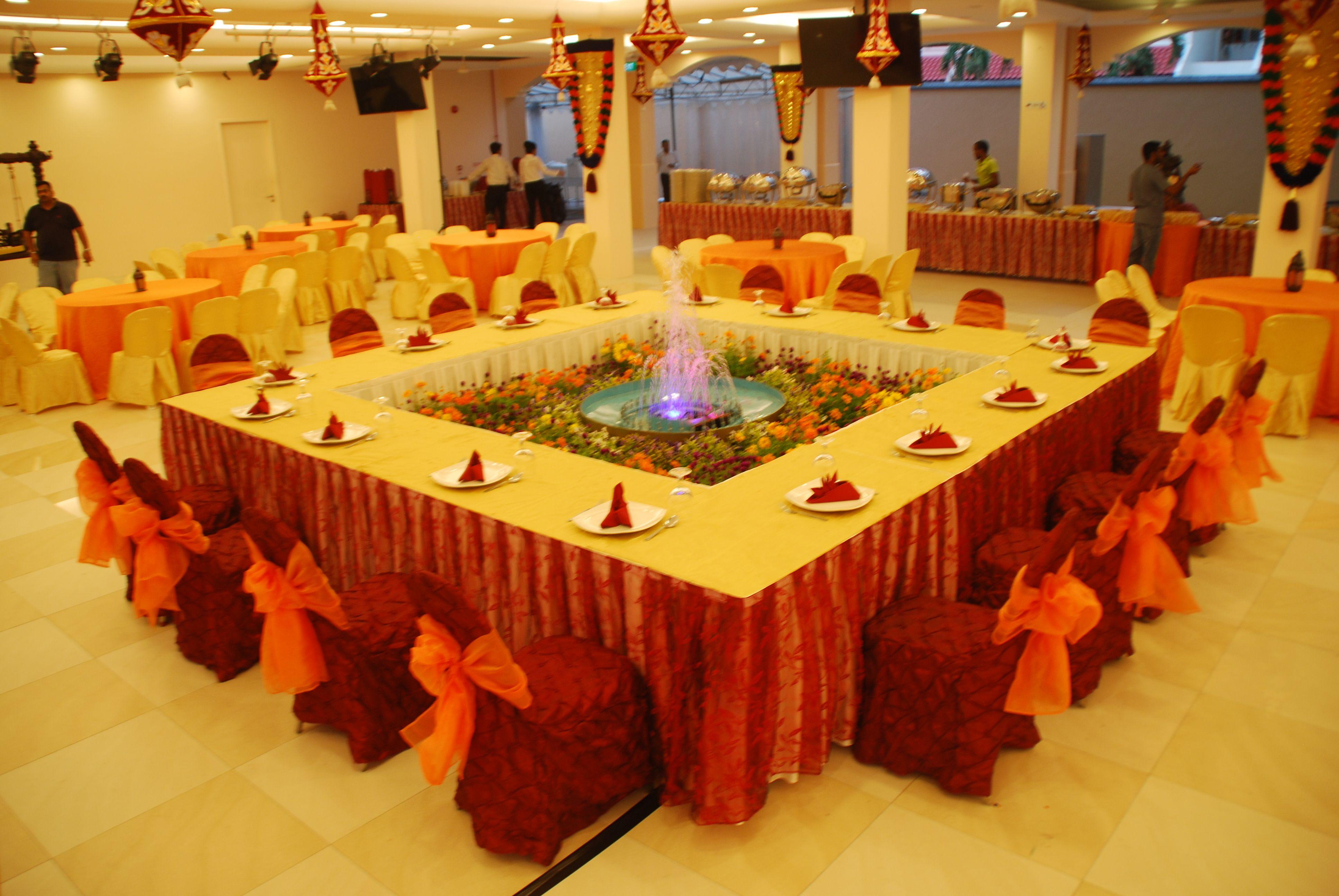 VIP Table setting & VIP Table setting | Decorations | Pinterest