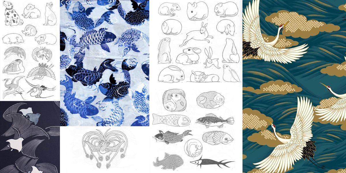 Животный орнамент.jpg (с изображениями)   Орнаменты, Узоры ...