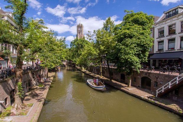 Dit zijn de Nederlandse steden met de mooiste grachten