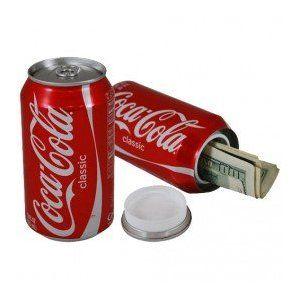 Stash Soda Can