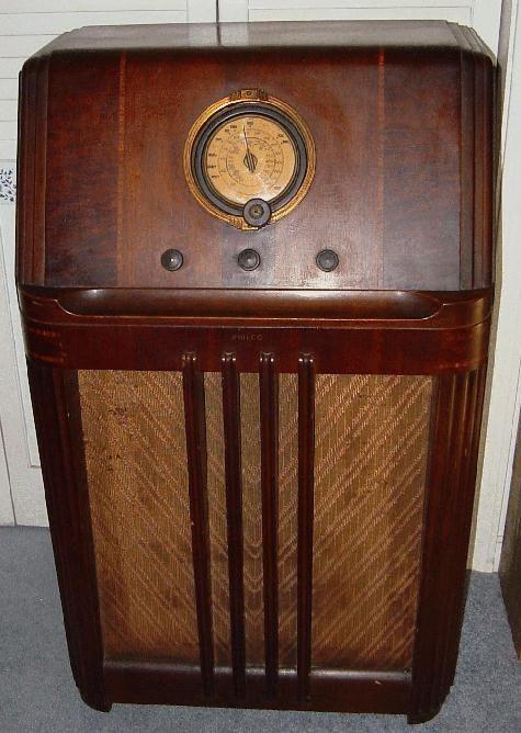Philco 38 4xx Console Radio 1938 Vintage Radio Antique Radio Transistor Radio Vintage
