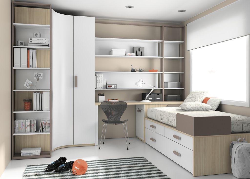 TODOJOVEN S.L.: Habitación Infantil y Juvenil | Ideas para ...