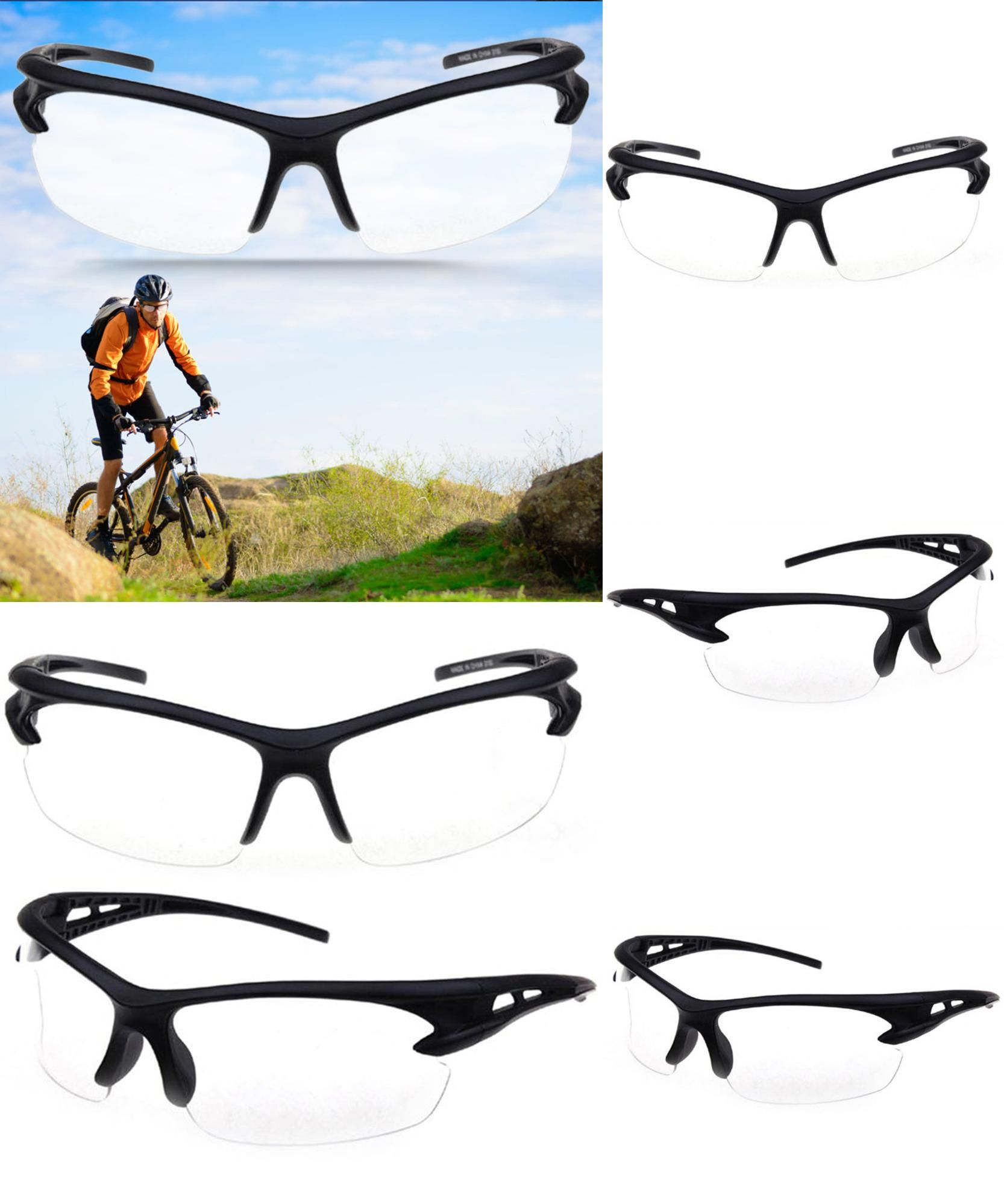 2e54fe6f12a  Visit to Buy  New Sport Outdoor Riding Cycling Uv400 Protection Sunglasses  Transparent Free shipping