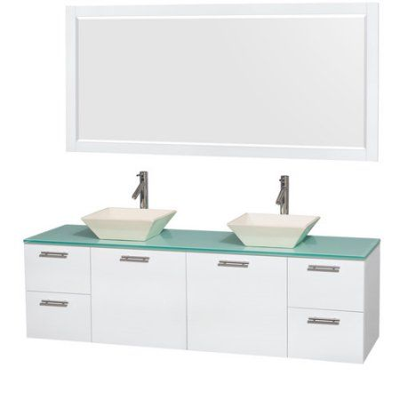 Home Improvement White Vanity Bathroom Vanity Set Bathroom