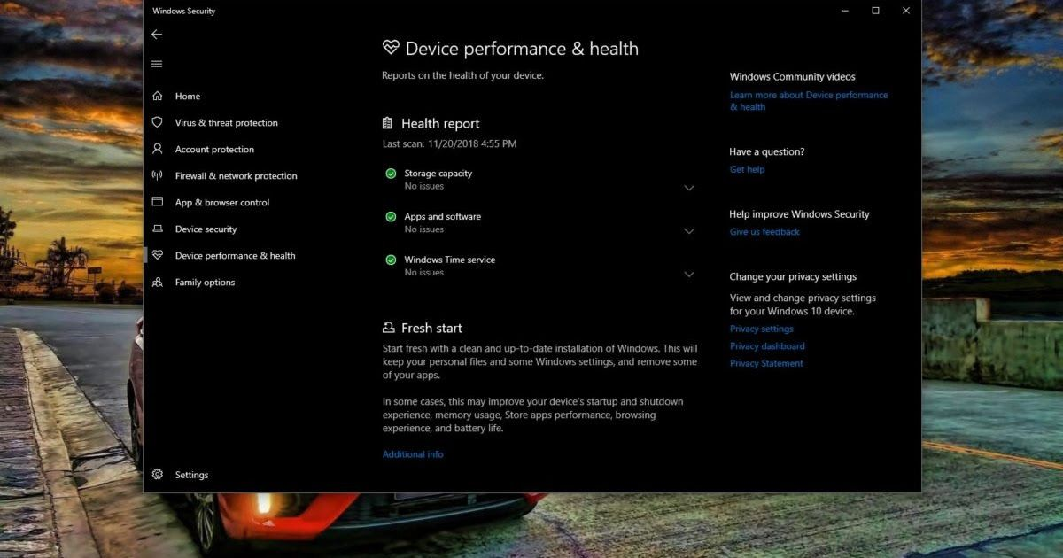 Cara Mudah Mengetahui Kesehatan Laptop Di Windows 10 Windows Cara Menggunakan Whatsapp Di Laptop Dan Pc Terbaru Februari 2020 Car Di 2020 Windows 10 Windows Laptop