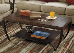 Brashawn Rectangular Cocktail Table Category Living Room Brashawn Rectangular Cocktail Table Html Coffee Table Ashley Furniture Furniture