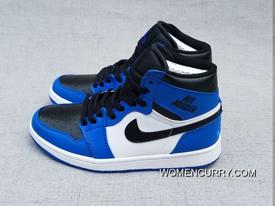 Air Jordan 1 High Rare Air Soar Blue Black-White New Release in 2019 ... e1fdec699d23