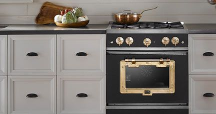 Retro Kühlschrank Big Chill : Retro and modern stoves ranges ovens kitchens dining spaces