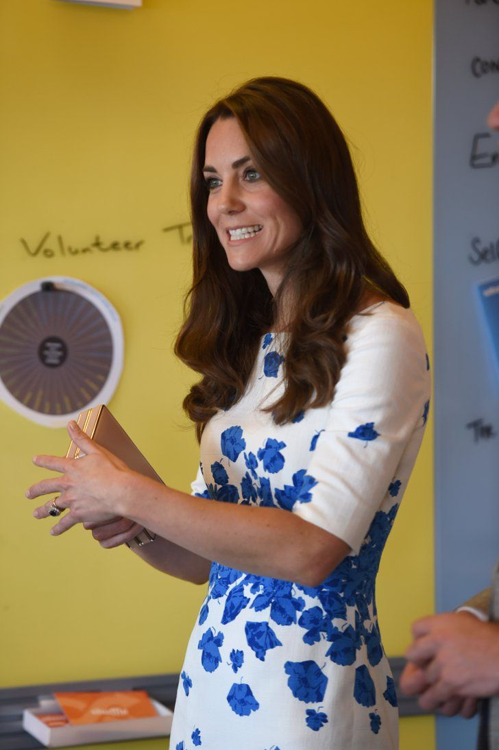 Pin for Later: Kate Middleton's Smile Is in Full Bloom During an Afternoon Out With Prince William