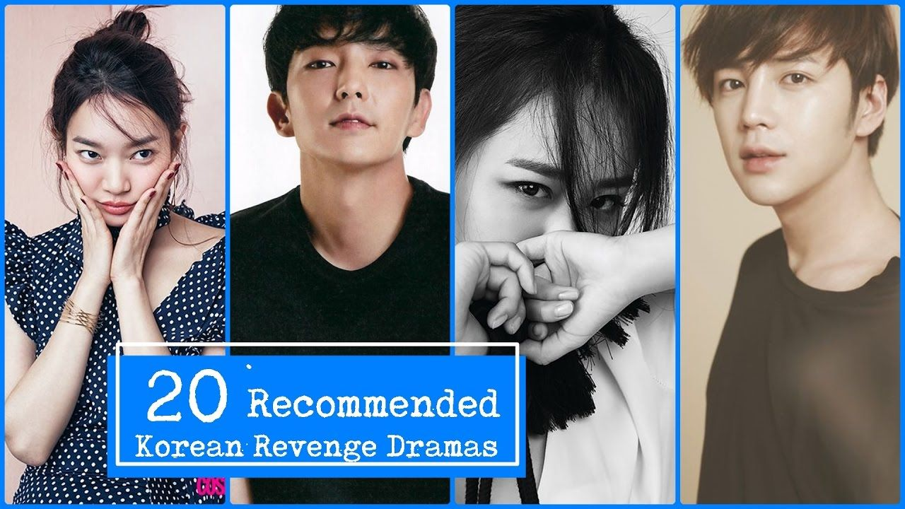 20 Recommended Korean Revenge Dramas | Korean Dramas and Movies