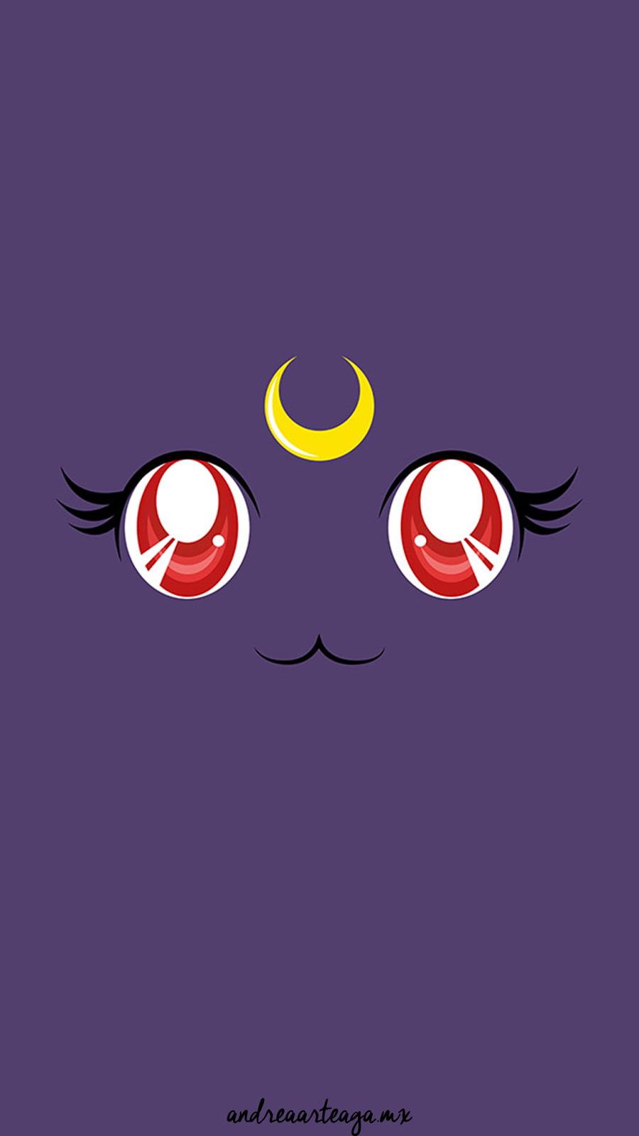 Andrea Arteaga ♡ Sailor Moon inspiration Wallpaper