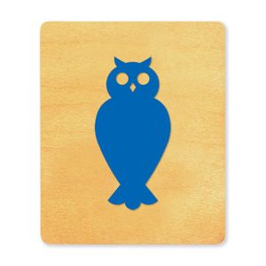 Owl- Large; IMC Die Cut #208