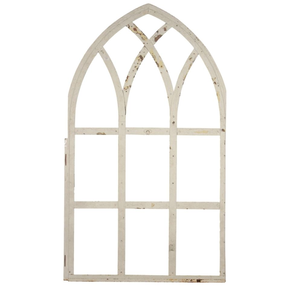 390 Antique Gothic Arch Window Frame Ac12 1230 41 5 Quot W