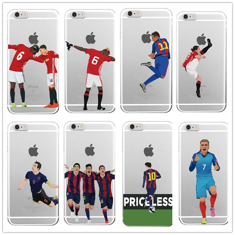 buy online a9c80 d4d00 Find More Phone Pouch Information about Football Soccer Star ...