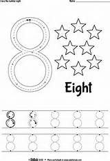 Tracing Number 8 - Yahoo Image Search Results | Preschool ...