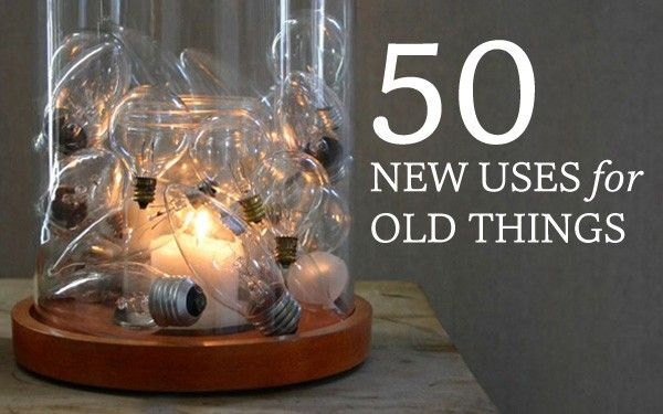 50 Clever Upcycling Ideas Recycled Crafts Upcycled
