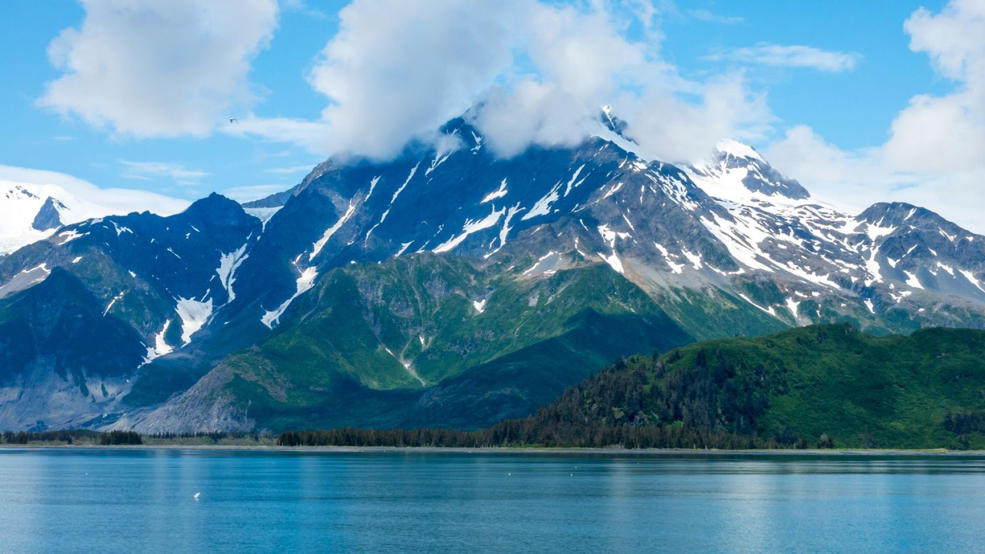 Full HD 1080p Alaska Wallpapers HD, Desktop Backgrounds 1920x1080 ... | ALASKA | Kenai fjords ...