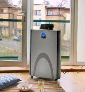Energy Efficient Portable Air Conditioner Ac Unit And