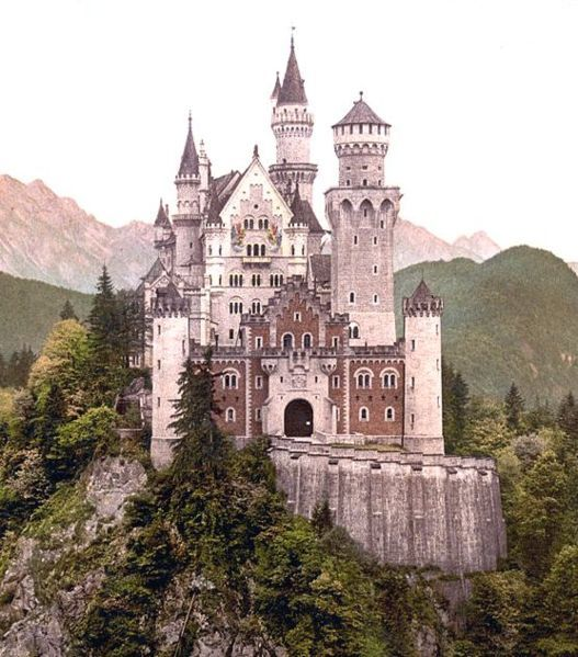 Cinderella Castle Germany Castles Which Inspired Cinderella Castle Abcplanet Cheap Flights Neuschwanstein Castle Germany Castles Castle