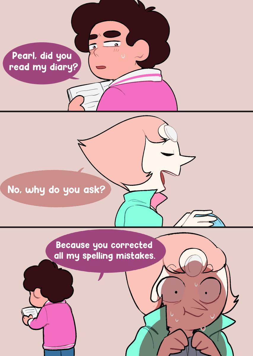 OCD at it's finest | Steven Universe