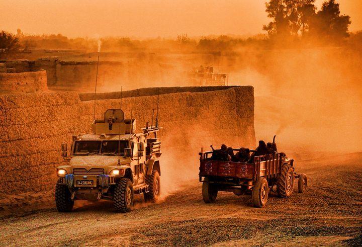Afgan Dawn Patrol - MILITARY PHOTO PRINTS UK - Paintings & Prints Politics &…   ArtPal thumbnail