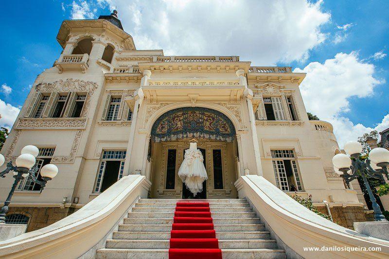 Festa De Princesa Buffets Que Parecem Castelos Palacio Dos