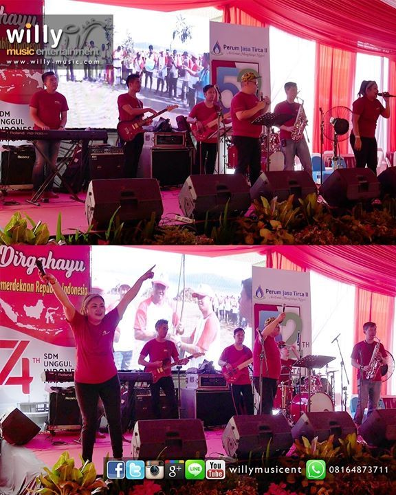 HUT ke 52 Perum Jasa Tirta II @jasatirta_2  SDM Unggul Indonesia Maju!  MC: @zedyayf @aruladitya24  #music #entertainment #musicentertainment #musicentertainmentbandung #musicentertainmentjakarta #wedding #weddingmusic #musicforwedding #event #eventmusic #musicforevent #party #eventparty #eventmusic #bandung #musicbandung #weddingbandung #bestmusic #pagarayu #eventorganizer #acoustic #band #semiband #fullband #semiorchestra #chamber #orchestra #pop #song #songs