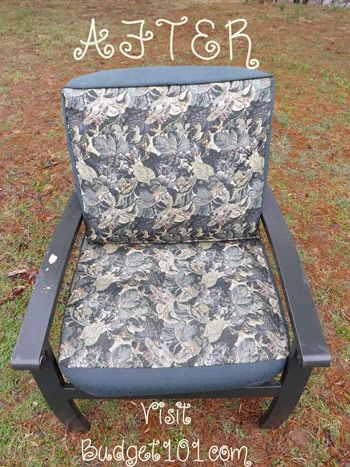 Revamping your old patio furniture cushions diy patio patios and budget101 revamping your old patio furniture cushions diy patio solutioingenieria Image collections