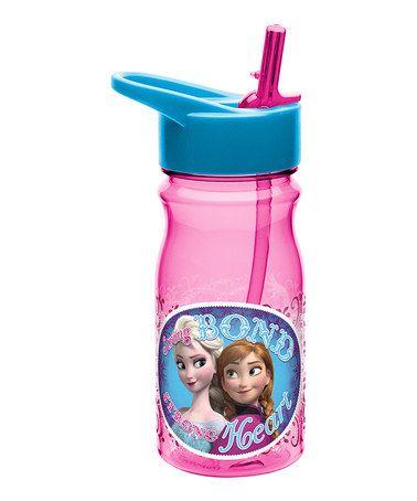 Another great find on #zulily! Frozen 'Strong Bond' 16.5-Oz. Tritan Water Bottle #zulilyfinds