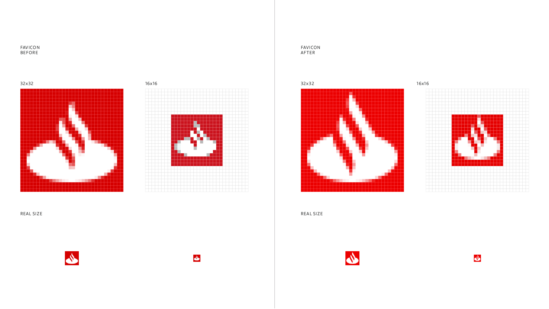 New Logo And Identity For Santander By Interbrand Identity Logo Identity Logos