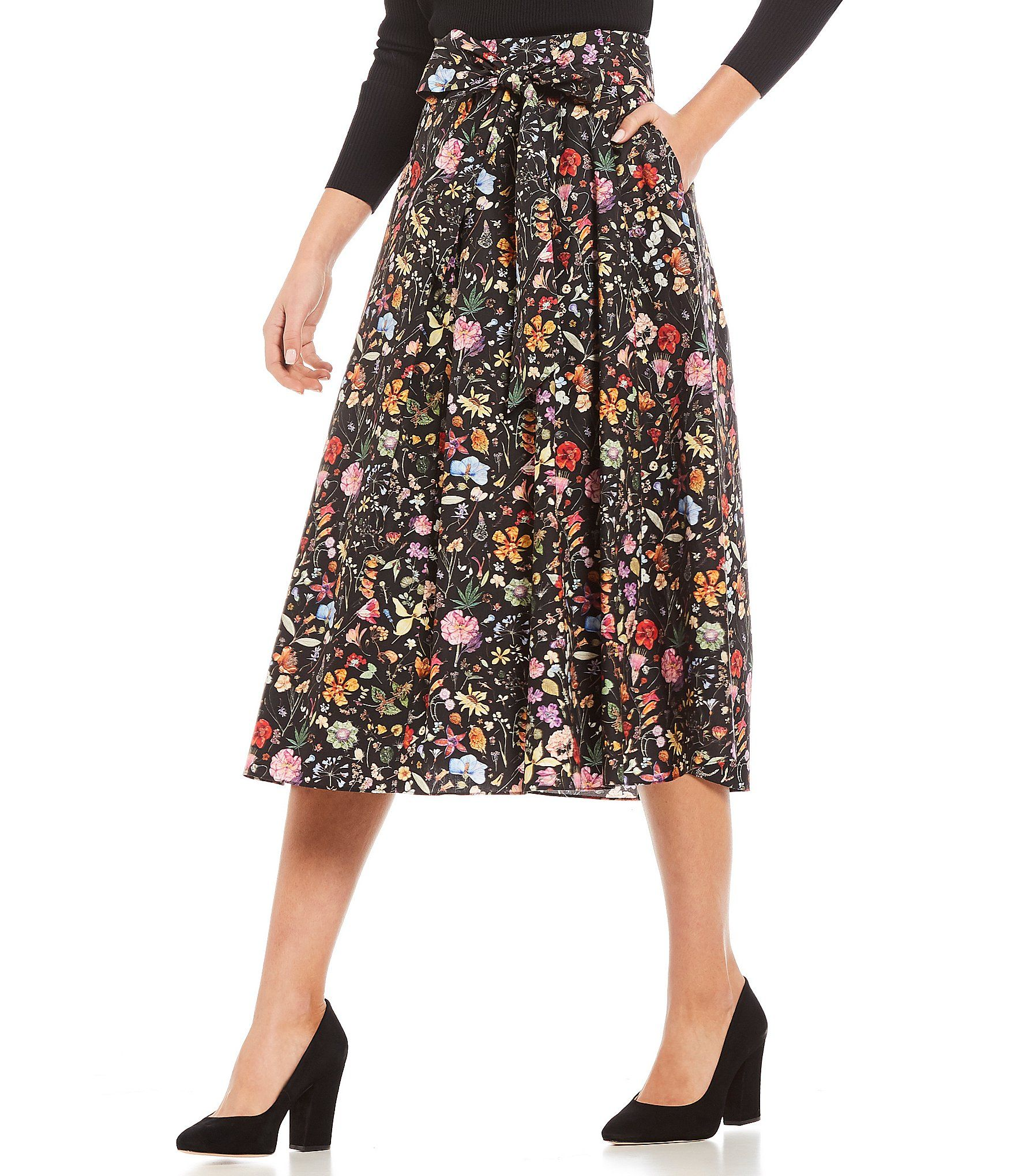 d0f17306f1e2 Shop for Antonio Melani Charlotte Skirt Made With Liberty Fabrics at ...