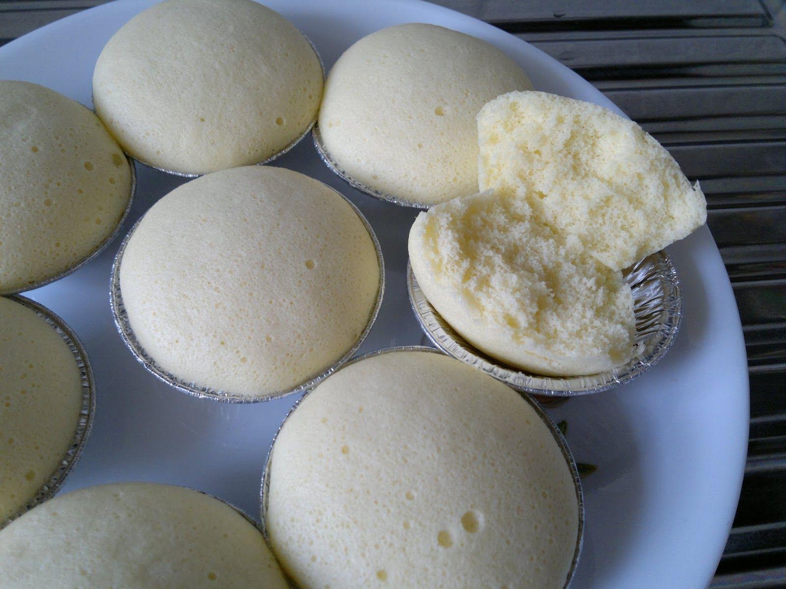 美味食譜-由玲開始: 水蒸小蛋糕 | Cake, Vanilla cake, Desserts