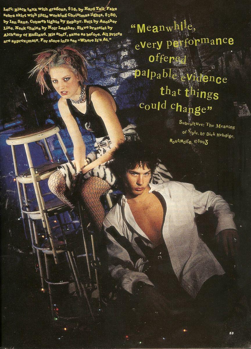 sassy magazine, april 1994