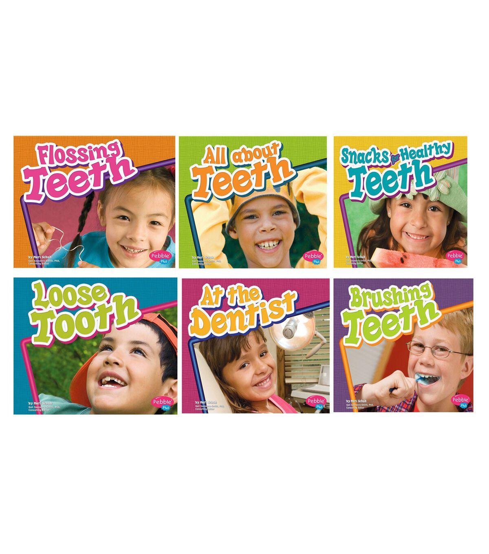 Healthy Teeth Book Set Set Of 6