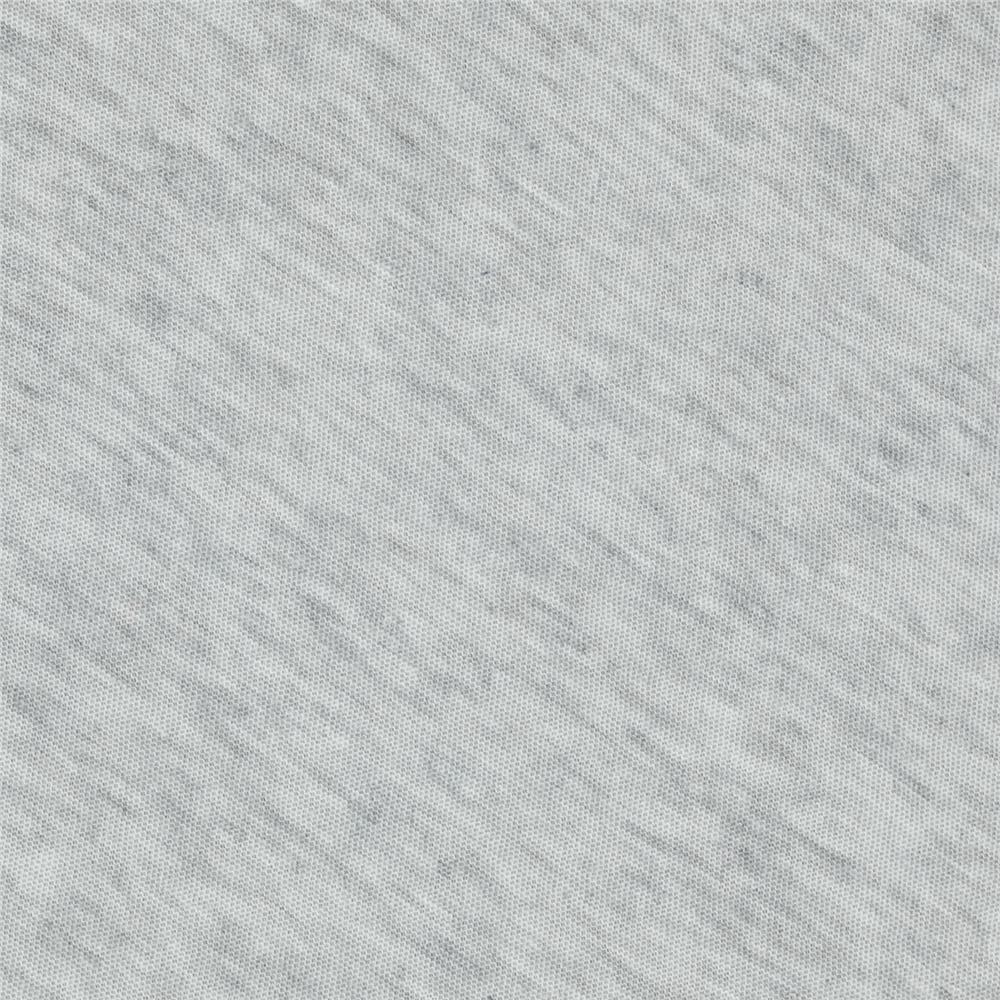 62084cefa5c Designer Stretch Slub Tissue Knit Light Grey from @fabricdotcom This ...