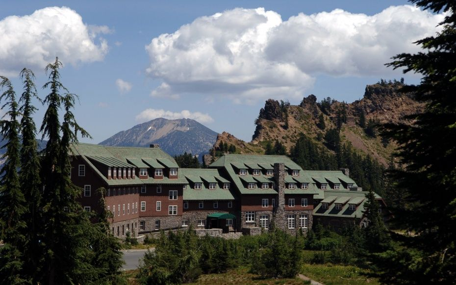Crater Lake Lodge National Park Or