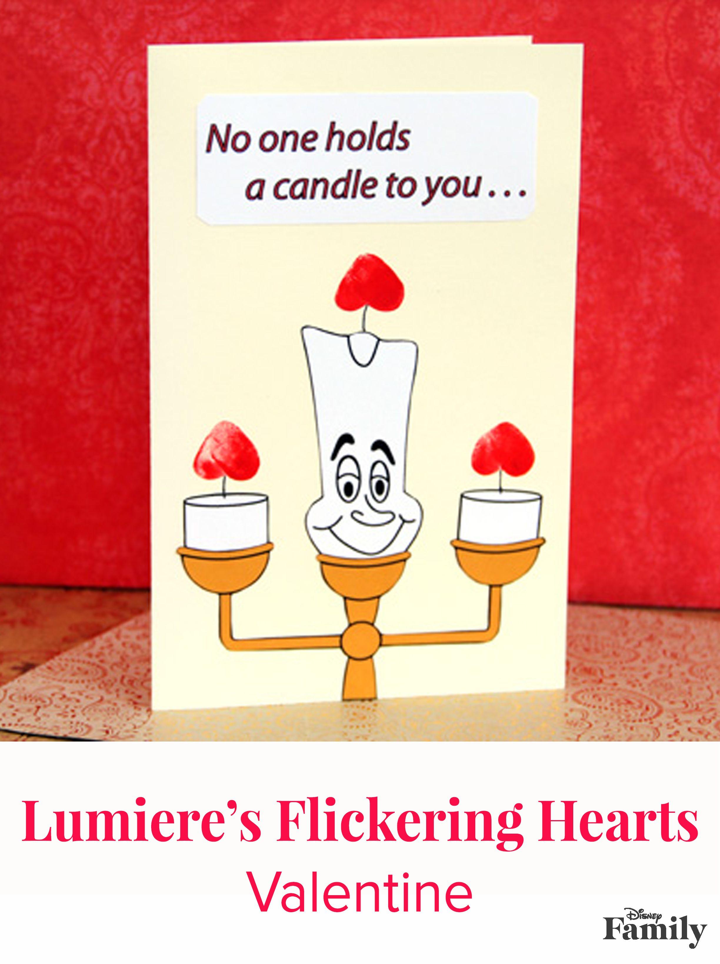 Lumiere S Flickering Hearts Valentine