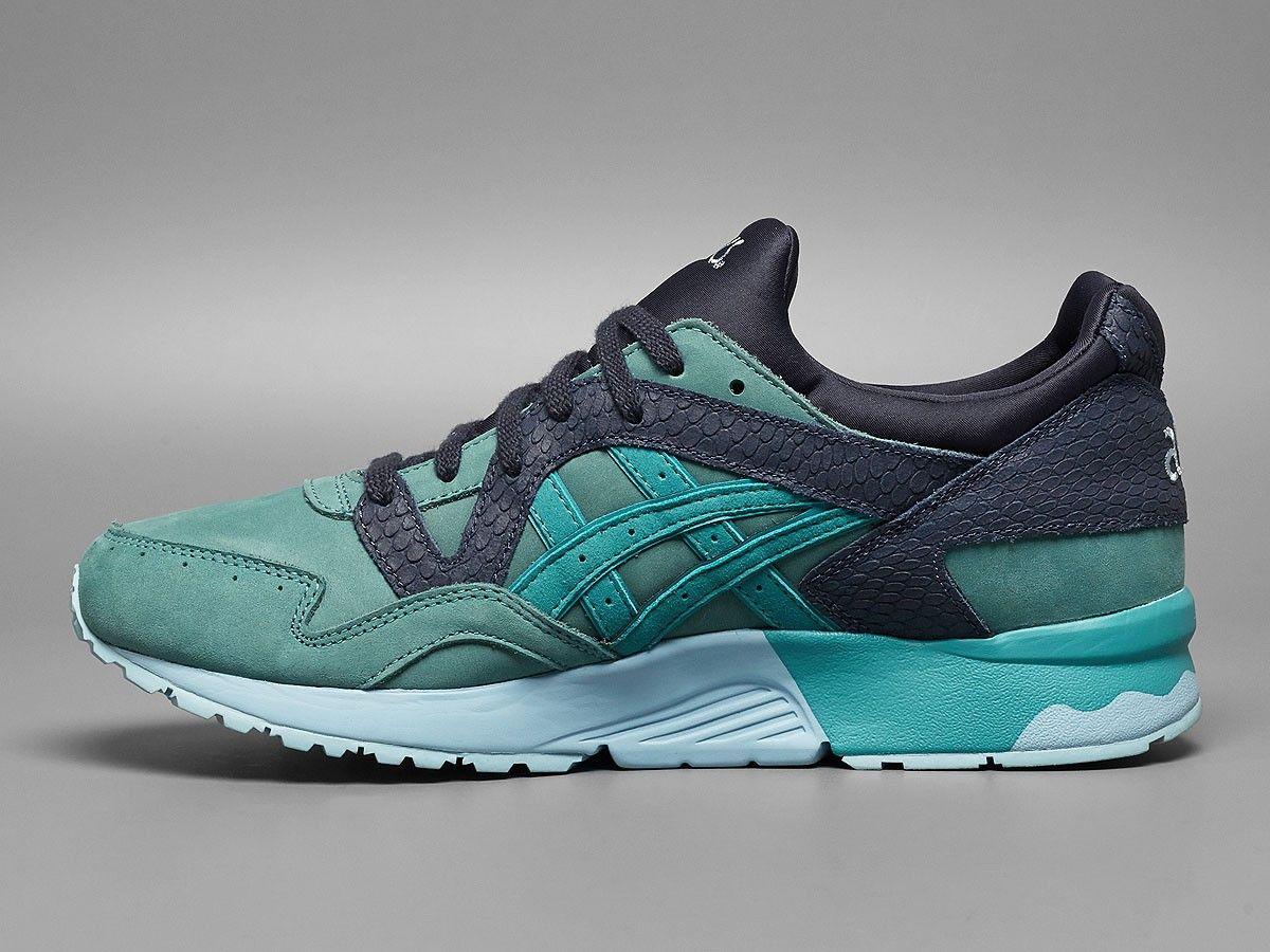 lowest price 62af6 954ba Kicks: Asics Gel-Lyte V 'Summer Escape' . | Sneaker Freaker ...