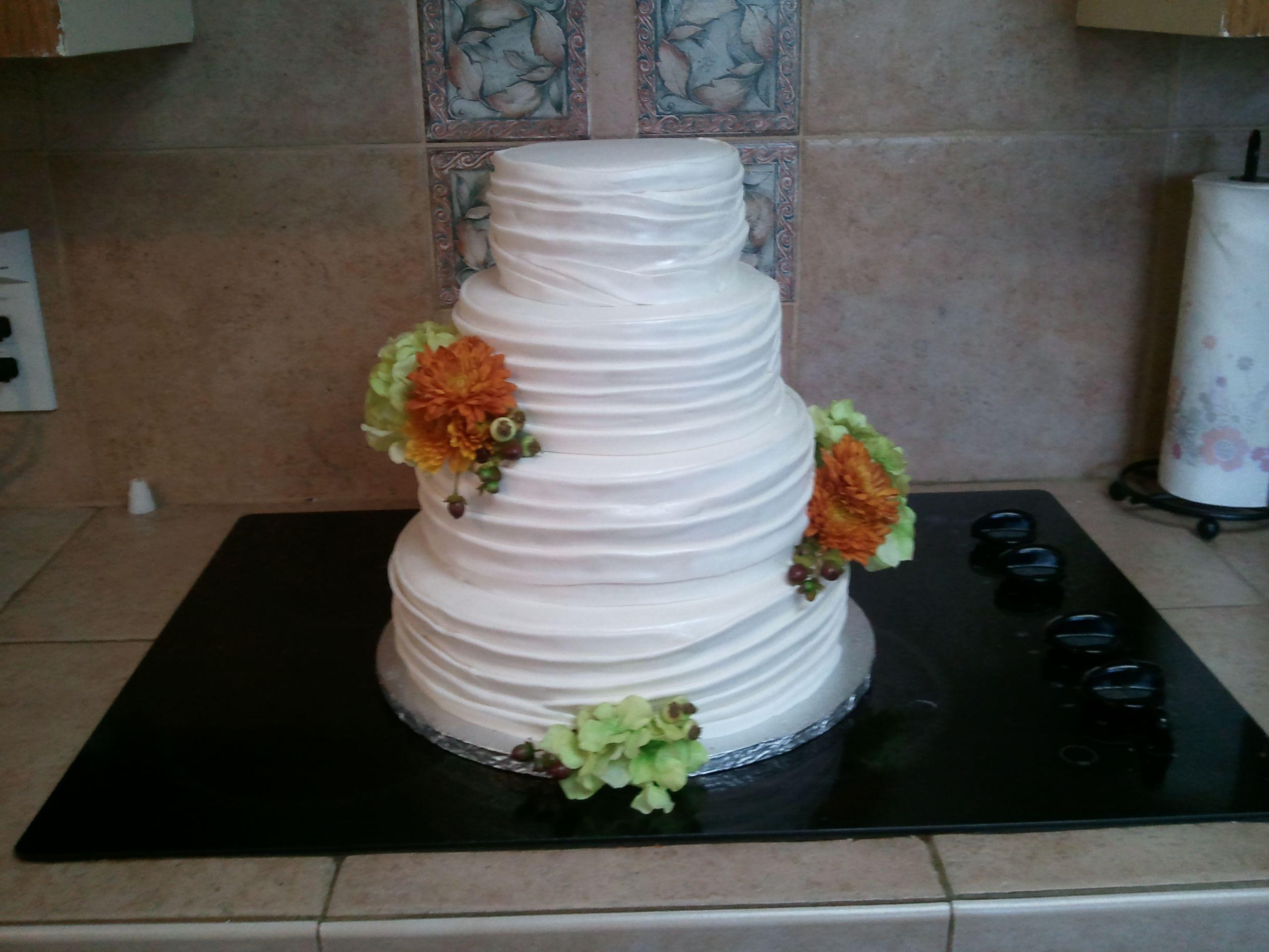 Ashley's Wedding Cake