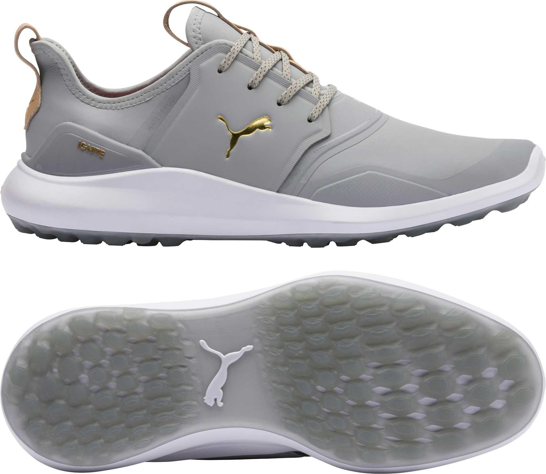 Puma Men's Ignite NXT Pro Golf Shoes   Golf fashion, Disc