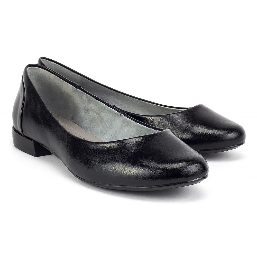 Baleriny Filippo 02899 20 Czarne Lico Polbuty I Mokasyny Baleriny Buty Damskie Filippo Pl Loafers Shoes Fashion