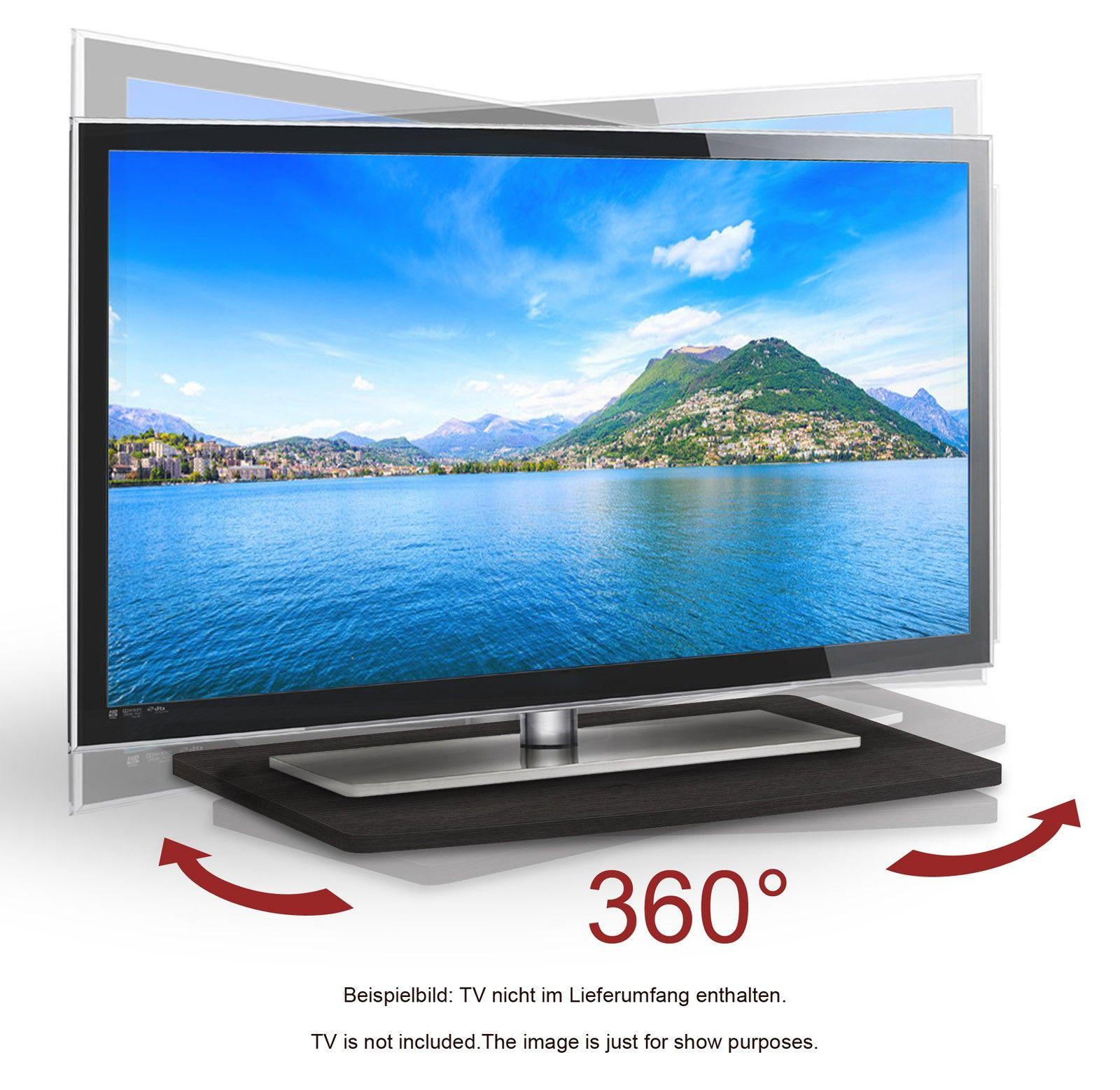 Drehbarer Tv Untersatz Drehteller 360 Drehbar Fs053 Fernseher