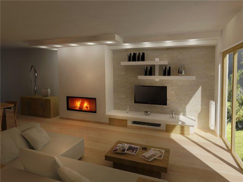 Fireplace Ideas Con Immagini Idee