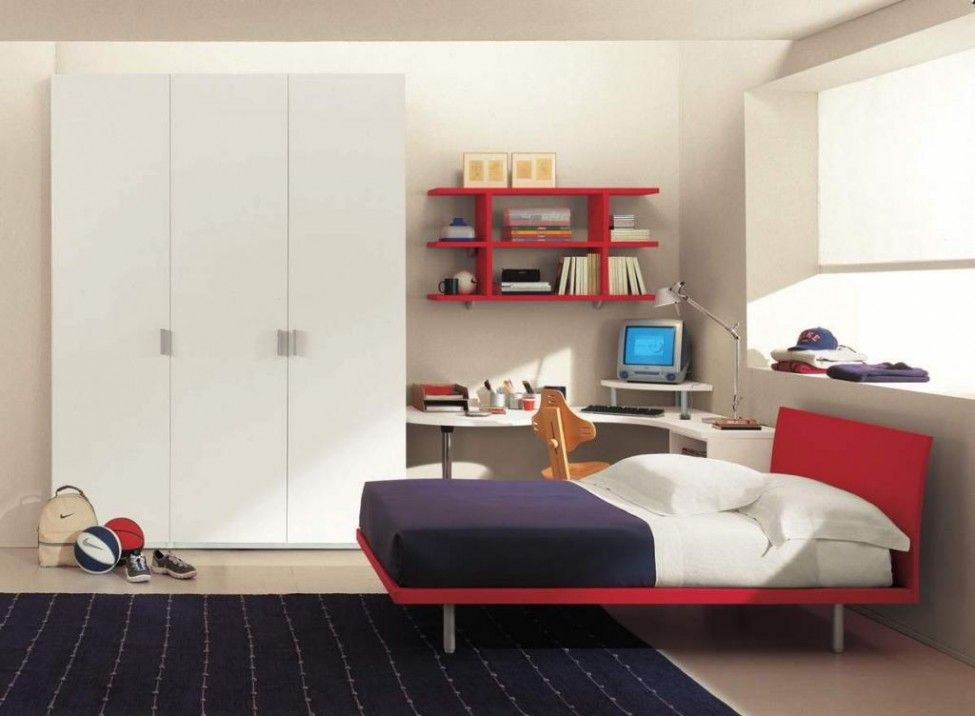 Computer Bedroom Decor Design simple computer desk ideas for children furniture bedroom set on